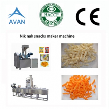 Kurkure making machine price