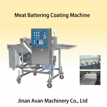 Automatic hash brown production line