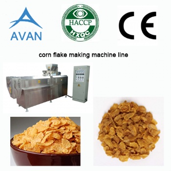 Automatic Corn Flakes Plant