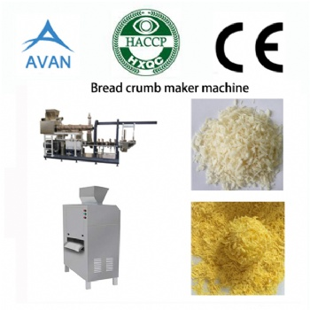 Hot Sale Bread Crumbs Production Line