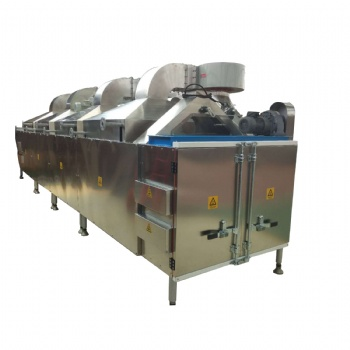 Stainless Steel Food Oven Machine