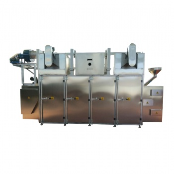 Stainless Steel Snacks food dryer oven machine