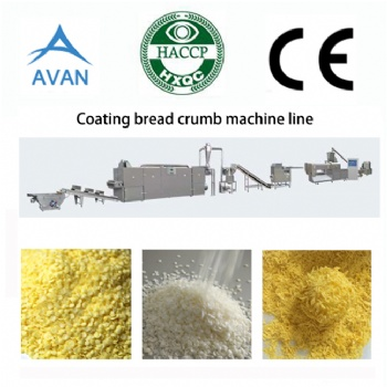 Automatic bread crumb machine